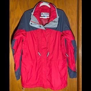 Columbia Womens Interchange Jacket Size XL